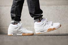"Nike Air Trainer 3 ""White & Gum"" (Detailed Pictures)"