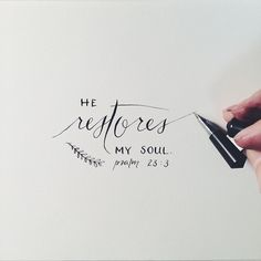 Ideas For Quotes Bible Hand Lettering The Words, Cool Words, Give Me Jesus, Word Of God, Christian Quotes, Beautiful Words, Gods Love, Bible Quotes, Inspirational Quotes