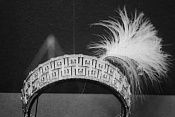 double meander tiara -British, seen on Anne, The Princess Royal