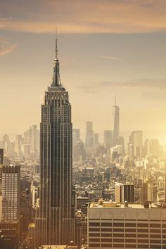 Empire State Building (New York) | 26 Magnificent U.S. Sights You Have To See Before You Die