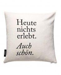 Auch Schön-JUNIQE Kissen