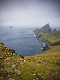 St Kilda, Scotland - the homeland <3 I want to go!