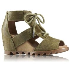 ae0ffbeb700 Sorel Women s Joanie Lace Sandal - Moosejaw Wedges