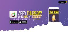 Get, Set, Appy Thursday! Appy Thursday is now LIVE! Use our app to get up to 50% OFF on your favorite products now! #fashion #style #stylish #love #me #cute #photooftheday #nails #hair #beauty #beautiful #design #model #dress #shoes #heels #styles #outfit #purse #jewelry #shopping #glam #cheerfriends #bestfriends #cheer #friends #indianapolis #cheerleader #allstarcheer #cheercomp  #sale #shop #onlineshopping #dance #cheers #cheerislife #beautyproducts #hairgoals #pink #hotpink #sparkle…