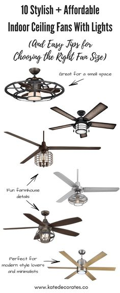 My top 10 modern ceiling fan picks along with how to buy a fan my top 10 modern ceiling fan picks along with how to buy a fan guidelines including ceiling fan sizes downrod lengths and more aloadofball Choice Image
