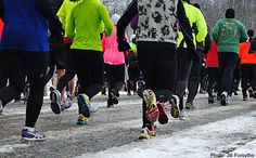 Dear Susan- I ran three 5K's this fall but there aren't too many races in my area through the winter. The races helped me stay on track with my training and my goal is to run a half marathon in May. Any suggestions for how to train through the winter? Amy Dear Amy-
