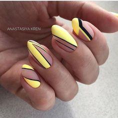 Сделали бы себе такой ? 😍 . Подписывайся @nails_love_design, здесь дизайны на любой вкус ❤️ . . . #ногти #дизайнногтей #идеяманикюра…