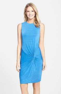 KUT+from+the+Kloth+Twist+Front+Body-Con+Dress+available+at+#Nordstrom
