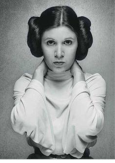 Princess Leia. Maybe next Halloween?