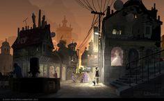 Google Image Result for http://conceptartworld.com/wp-content/uploads/2012/11/Hotel_Transylvania_Concept_Art_by_Noelle_Triaureau_02a.jpg