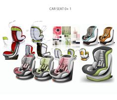 BABY FIRST - BABY CAR SEATS