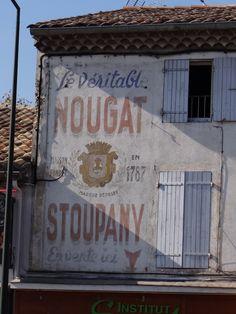 Nougat Stoupany: France