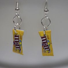 Kawaii Miniature Food Earrings