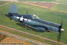 Beautiful F4U Corsair