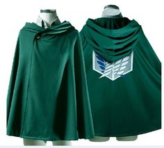 Hot New Attack on Titan Shingeki no Kyojin Recon by tbcosplay, $29.99    Also useful for the SnK Cosplay