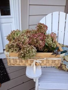 Cottage Living - from Beach to Burbs: TIME TO CLIP THE HYDRANGEAS!!