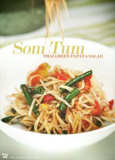 Som Tum Recipe | A Table For Two