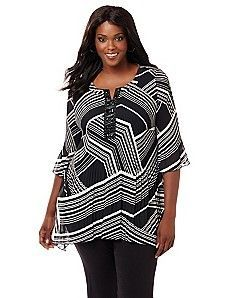 Clearance & Sale Plus Size Tops: Shirts & Tees Affordable Plus Size Clothing, Pleated Fabric, Amazing Shopping, Wardrobe Basics, Fashion Colours, Fashion Outfits, Womens Fashion, Plus Size Tops, Plus Size Outfits