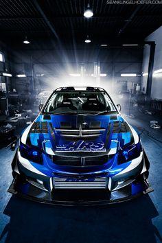 HRS Mitsubishi Evo