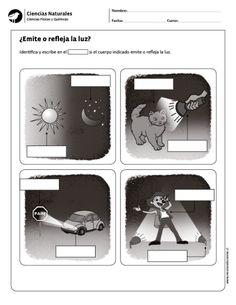 ¿Emite o refleja la luz?