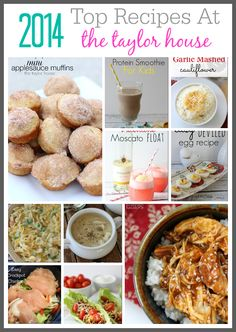 The Taylor House Top Recipes of 2014 - The Taylor House