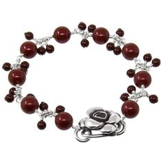 Red Rose Bracelet | Fusion Beads Inspiration Gallery
