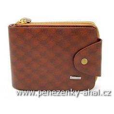 Velká kožená pánská peněženka Coin Purse, Wallet, Purses, Handbags, Coin Purses, Handmade Purses, Wallets, Diy Wallet, Bags