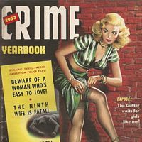 Police File, Easy To Love, Male Magazine, The Nines, Cool Websites, Crime, Women, Crime Comics, Fracture Mechanics