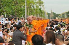 Asarnha Bucha Day, Saraburi, Thailand