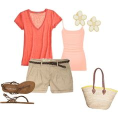 Could be a really cute outfit!