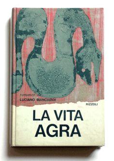 Progetto grafico della copertina, Mario Dagrada.