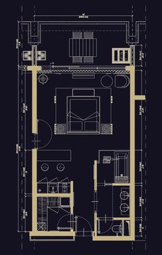 Turks Cay Resort & Marina, Grace Bay Turks and Caicos Island Luxury Studio 717 S. Plano Hotel, Hotel Floor Plan, Hotel Room Design, Studio Room Design, Colani, Hotel Suites, Suite Room Hotel, Apartment Plans, Hotel Interiors