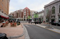 Downtown Montclair