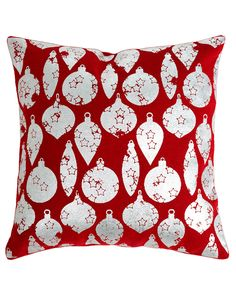"""""""Merry Christmas"""" Decorative Pillow is on Rue. Shop it now."""