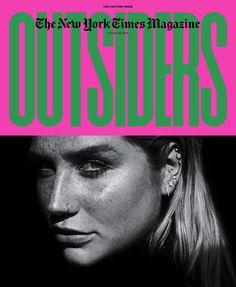 The New York Times Magazine #magazine #cover