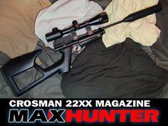 MAXHUNTER 2250 multi shot mag 50  roundball