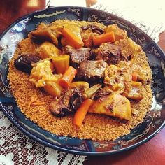"Thiéboudienne or ""The Rice of Fish"" is dubbed as the national dish of #Senegal #eattoyourheartscontent"