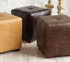 Combining the compact proportions of a cube with the furniture-grade quality of an ottoman, this occasional seat also functions as a footrest and bedside table.
