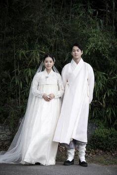 한복   Hanbok   Korean Traditional Clothes   Couple\'s HanBok ...
