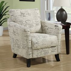 Shop Monarch Specialties  I 800 Fabric Accent Chair at ATG Stores. Browse our accent chairs, all with free shipping and best price guaranteed.