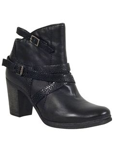 """Rosana shoes 3"""" stacked heel"""