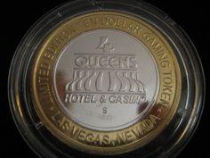 4 Queens $10 Gaming Token