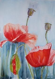 flowers art washes - photo #7