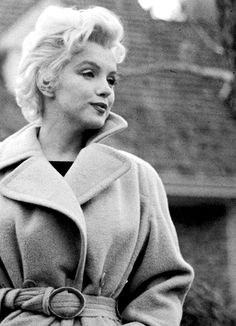 Marilyn 1956. You can always sense the sadness through the photos of her. Reminds me of a flashy version of Gs mom.