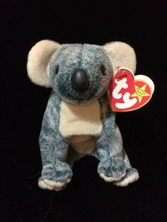 1999 TY Beanie Babies Baby Plush Toy EUCALYPTUS the Koala MWT  Ty Beanie  Buddies 84a4e0eabb37