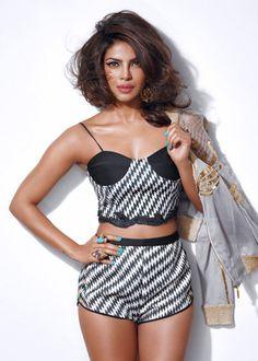 Priyanka Chopra to make a brief appearance in Mumbai tonight! Priyanka Chopra Hot, In Mumbai, Bollywood Actors, Indian Girls, Dimples, Bikinis, Swimwear, Elegant, How To Make