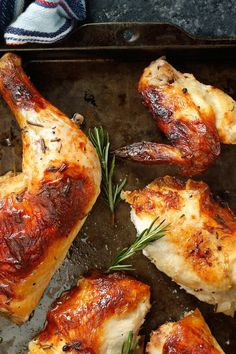 Buttermilk Roast Chicken Recipe - NYT Cooking