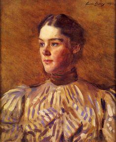 Self-Portrait, 1894 // by Cecilia Beaux