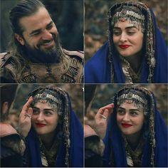 Wedding Day Makeup, Bridal Makeup Looks, Indian Bridal Makeup, Turkish Women Beautiful, Turkish Beauty, Beautiful Series, Beautiful Couple, Love Romantic Poetry, Esra Bilgic