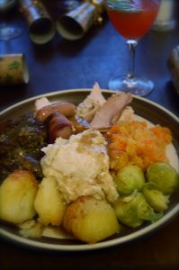 A Traditional Scottish Christmas Dinner EPIC christmas feast of glory by imcountingufoz